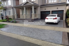 The 2017 Silver Award for Best Bomanite Imprint Project under 12,000 SF was presented to our colleague Bomanite Toronto for their expert installation and skillful design of the Bomacron Yorkshire Stone imprint pattern, which was set at a 45-degree angle to create an eye-catching design that beautifully enhances the driveway and front patio.